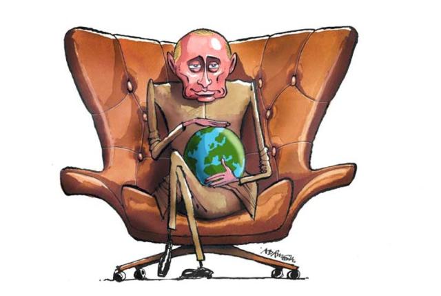 Путін провокує